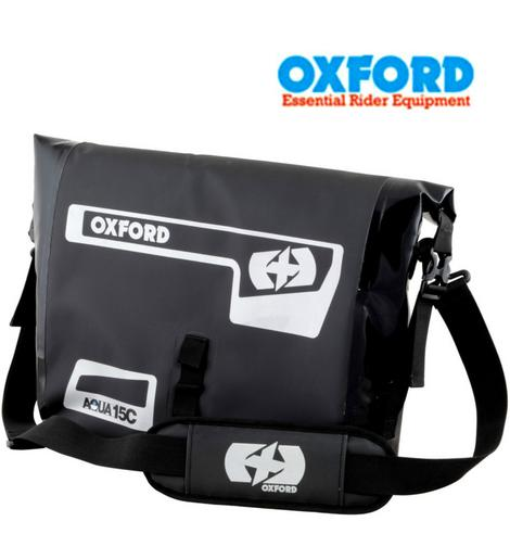 Oxford Aqua 15C Waterproof Computer/Laptop/Tablet Padded Travel Bag NEW - OL937 Thumbnail 1