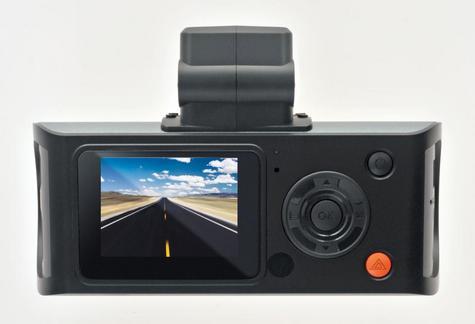 """Cobra Drive CDR840E Professional Truck/ Car DashCam Camera 1080p HD/ 1.5"""" Screen Thumbnail 1"""