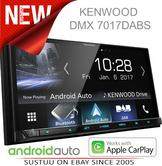 "Kenwood 7"" In Car Stereo/ Multimedia Receiver