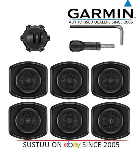 NEW Garmin 010-12256-27 Pivoting Mount Base Kit VIRB X/XE/ULTRA 30 Action Camera Thumbnail 1