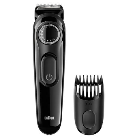 Braun BT3020 Mens Styling Beard  / Hair Trimmer / Cordless / Rechargeable / Washable / Thumbnail 2