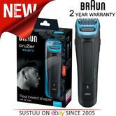 Braun Cruzer5 Mens Beard Trimmer-Clipper | Rechargeable | Corded/Cordless | Washable |