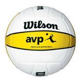 Wilson Official AVP Replica Mini Beach Outdoor Volleyball - White