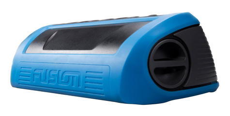 Fusion StereoActive Waterproof Floating Bluetooth Speaker USB/AM/FM iPhone BLUE Thumbnail 2