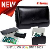 Krusell Hector Plus 5XL Universal Pouch + Wallet | Protective Mobile Case / Cover | Black