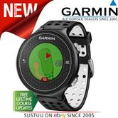 Garmin Approach S6|GPS Rangefinder Golf Watch|38000 Worldwide Golf Courses|Black