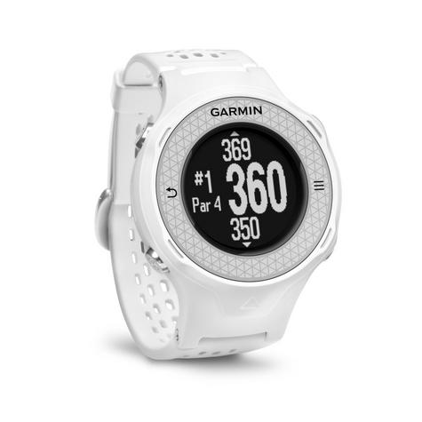 Garmin Approach S4 GPS Golf Watch Rangefinder|38000 Worldwide GolfCourses|White Thumbnail 5