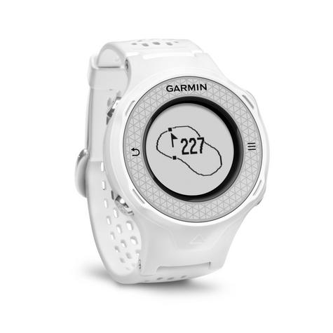 Garmin Approach S4 GPS Golf Watch Rangefinder|38000 Worldwide GolfCourses|White Thumbnail 2