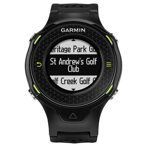 Garmin Approach S4|Golf GPS Rangefinder Watch|Black|38000 Worldwide Golf Courses Thumbnail 2