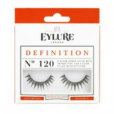 Eylure Definition 120 Ladies Adhesive Reusable Easy Apply False Strip Eyelashers