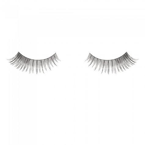 Eylure Length Lashes 118 Ladies Adhesive Reusable Starter kit False Eyelashers Thumbnail 1