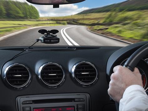 Snooper 4ZERO Elite Speed Camera Detector GPS /RADAR/LASER Voice & Display Alert Thumbnail 3