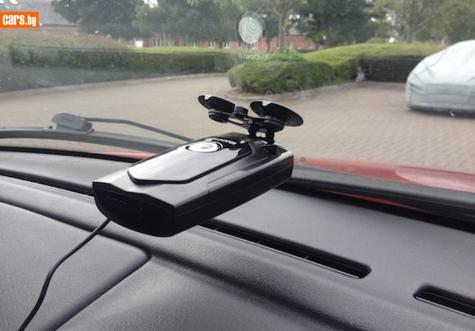 Snooper 4ZERO Elite Speed Camera Detector GPS /RADAR/LASER Voice & Display Alert Thumbnail 5
