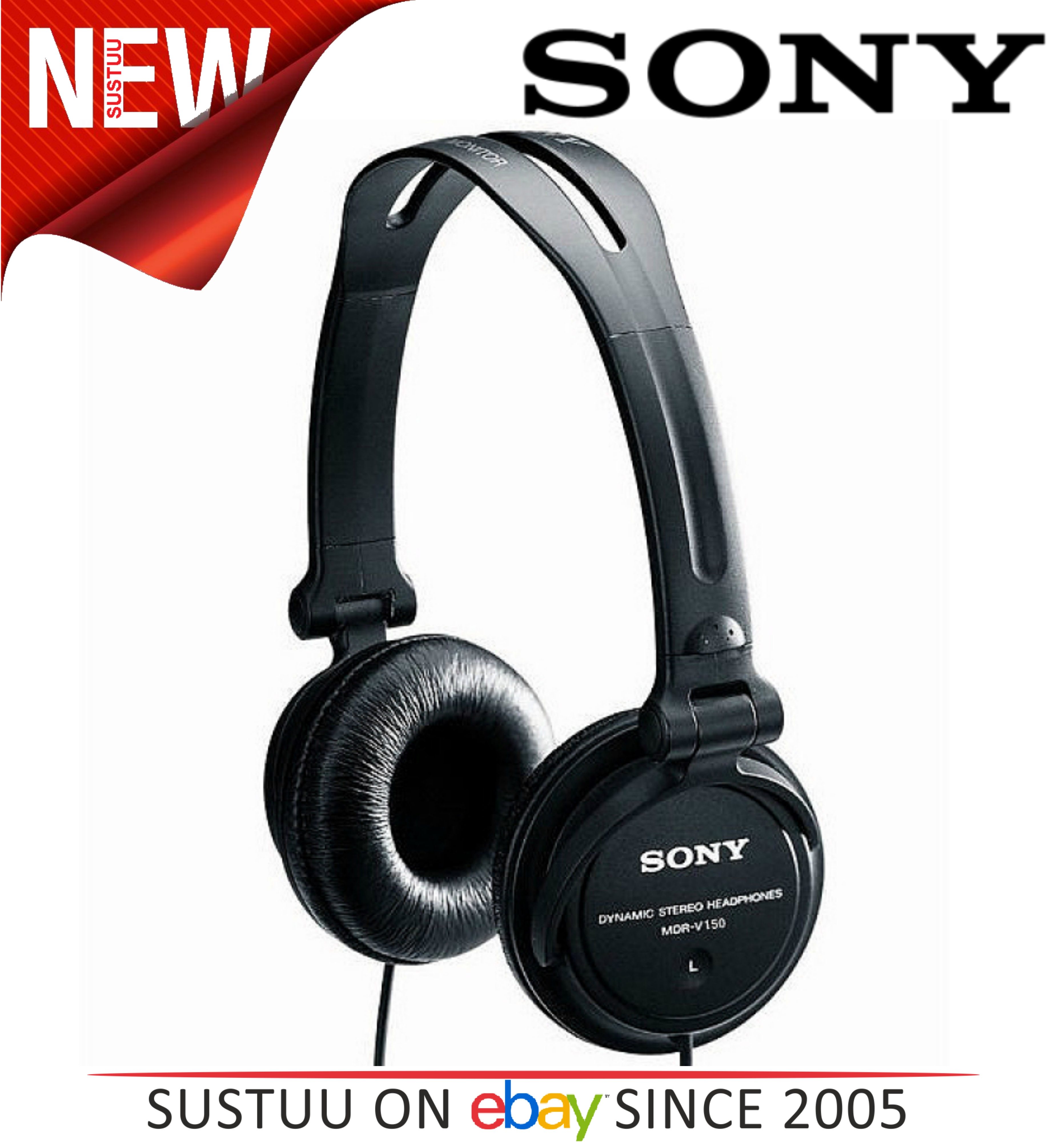 sony mdr v150 casque de dj pour ipod iphone ipad mp3. Black Bedroom Furniture Sets. Home Design Ideas