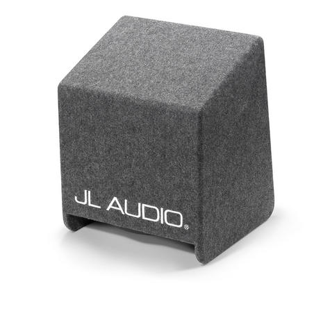 "JL AUDIO CP112 W0 V3 Single Ported Car Subwoofer Bass Box?12"" & 300W?Gray Carpet Thumbnail 2"