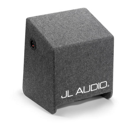 "JL AUDIO CP112 W0 V3 Single Ported Car Subwoofer Bass Box?12"" & 300W?Gray Carpet Thumbnail 3"