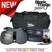 Black Magic Tackle Equalizer Set | Fighting Belt - Harness - Carry Bag & DVD | Standard