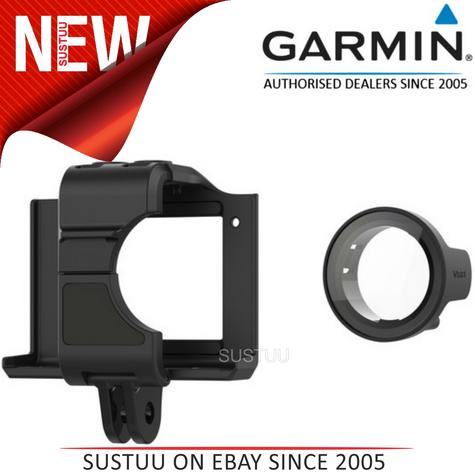 Garmin 010-12389-12?Cage Mount with Protective Lens?For VIRB Ultra 30 Camera NEW Thumbnail 1