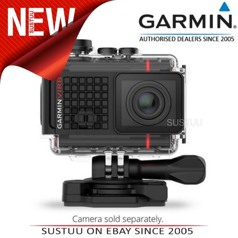Garmin 010-12389-00?Virb Ultra Action Camera- Dive Case/Cover?Waterproof 40m-BLK Thumbnail 1