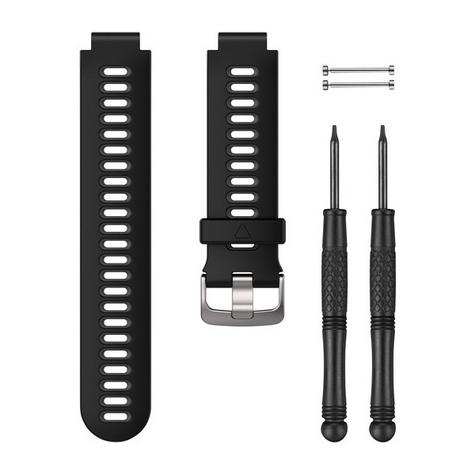 Garmin 010-11251-82?Replacement Black White Watch Band?For FR 230/235/630 Thumbnail 2