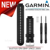 Garmin 010-11251-86?Replacement Watch Strap Band?For FR 230/235/630/735xt?Black