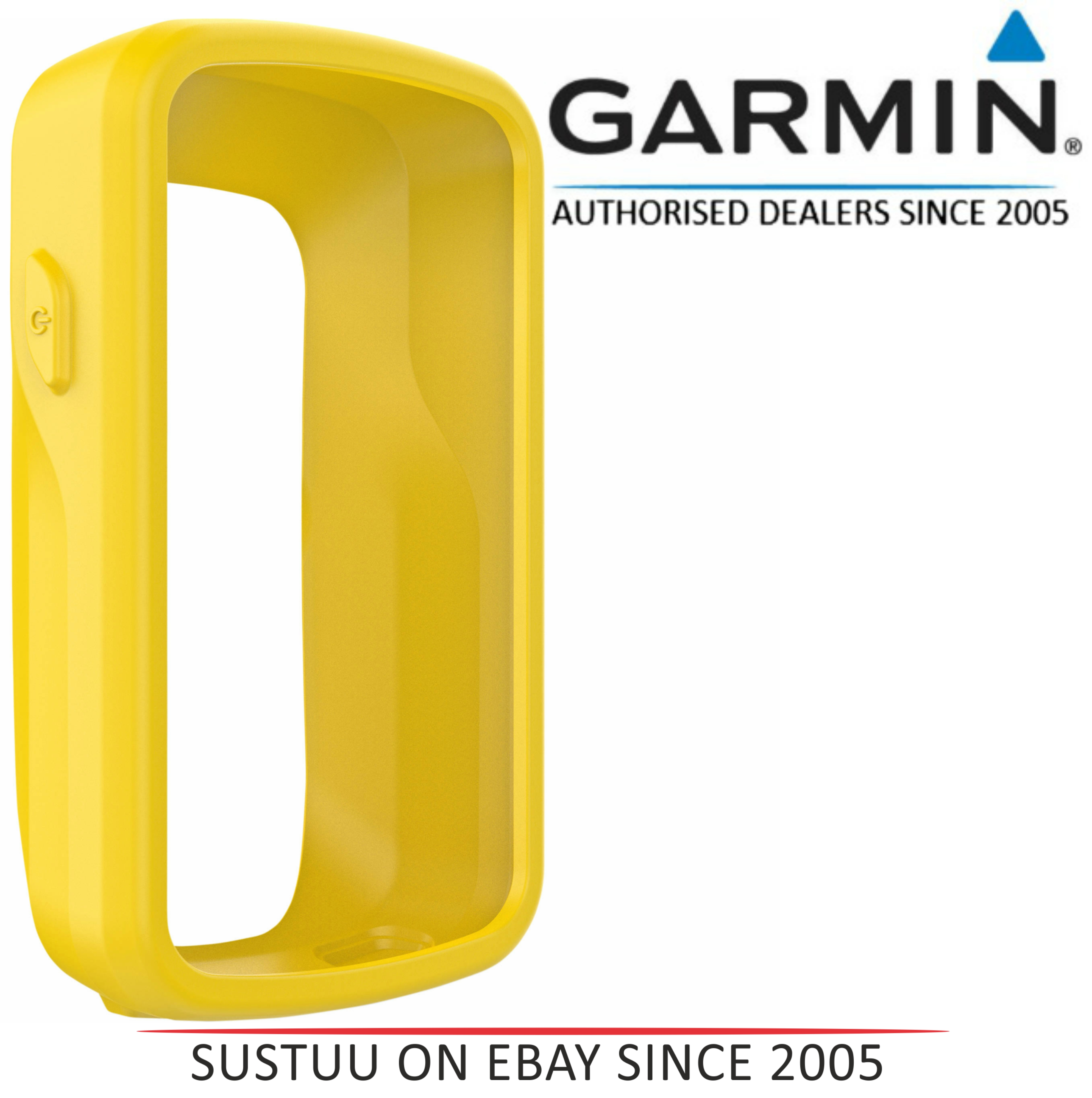 NEW Garmin 010-12484-04 Yellow Silicone Case For Edge/Explore 820 1yr WARRANTY