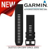 Garmin Quickfit  Watch Band?For Approach S60/ Fenix 5?010-12500-02?Black Leather
