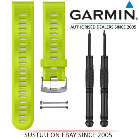 Garmin 010-11251-0R?Replacement Yellow Watch Strap Band?For Forerunner 935 NEW Thumbnail 1