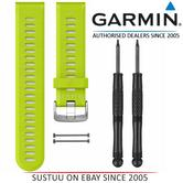 Garmin 010-11251-0R?Replacement Yellow Watch Strap Band?For Forerunner 935 NEW
