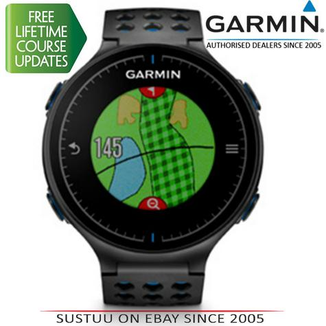 Garmin Approach S5 010-N1195-20|GPS Golf Watch|Colour Touchscreen|41000 Courses Thumbnail 1