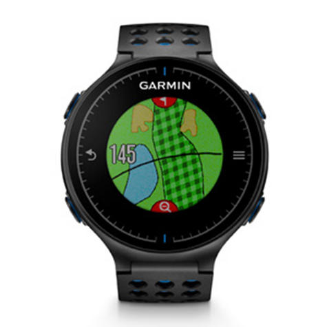 Garmin Approach S5 010-N1195-20|GPS Golf Watch|Colour Touchscreen|41000 Courses Thumbnail 2