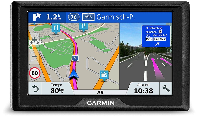 garmin drive 51lmt s eu 5 gps satnav driver alert real. Black Bedroom Furniture Sets. Home Design Ideas