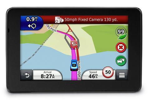 Garmin Nuvi 3590LMT|GPS SatNav|Voice Reco.|*Lifetime UK Europe Maps + 3D Traffic Thumbnail 8