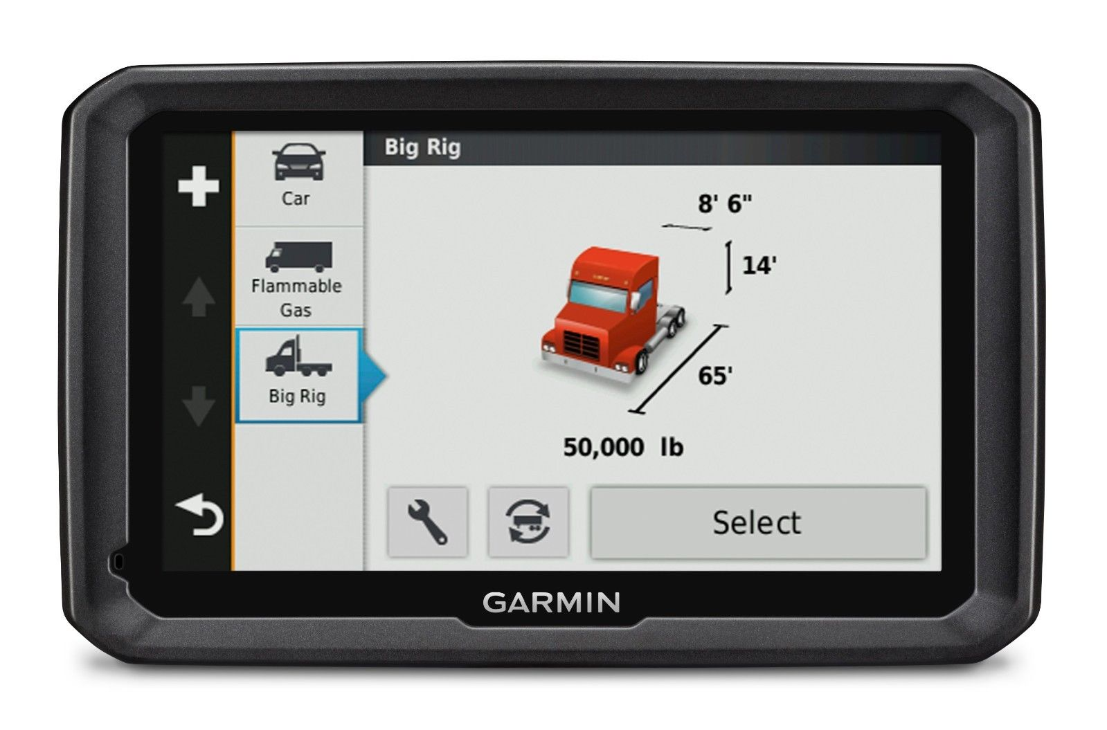 garmin dezl 570lmt 5 camions poids lourds navigation gps free lifetime ebay. Black Bedroom Furniture Sets. Home Design Ideas