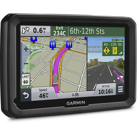 "Garmin DEZL 570LMT|5"" Truck HGV GPS SatNav