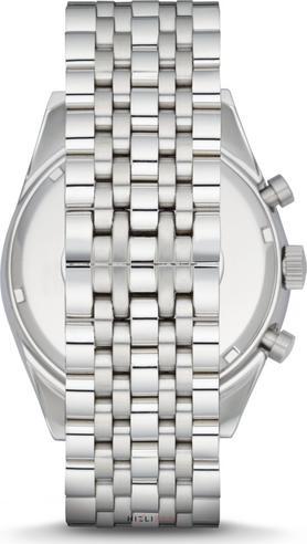 Emporio Armani Sportivo Gent's Stainless Steel Tazio Chronograph Watch AR6072 Thumbnail 2