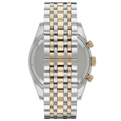 Emporio Armani Sportivo Gent's Stainless Steel Tazio Chronograph Watch AR6088 Thumbnail 2