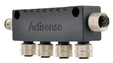 Actisense A2K-4WT Compatible With NMEA 2000 (Micro) 4 Way Multidrop T Piece NEW Thumbnail 2