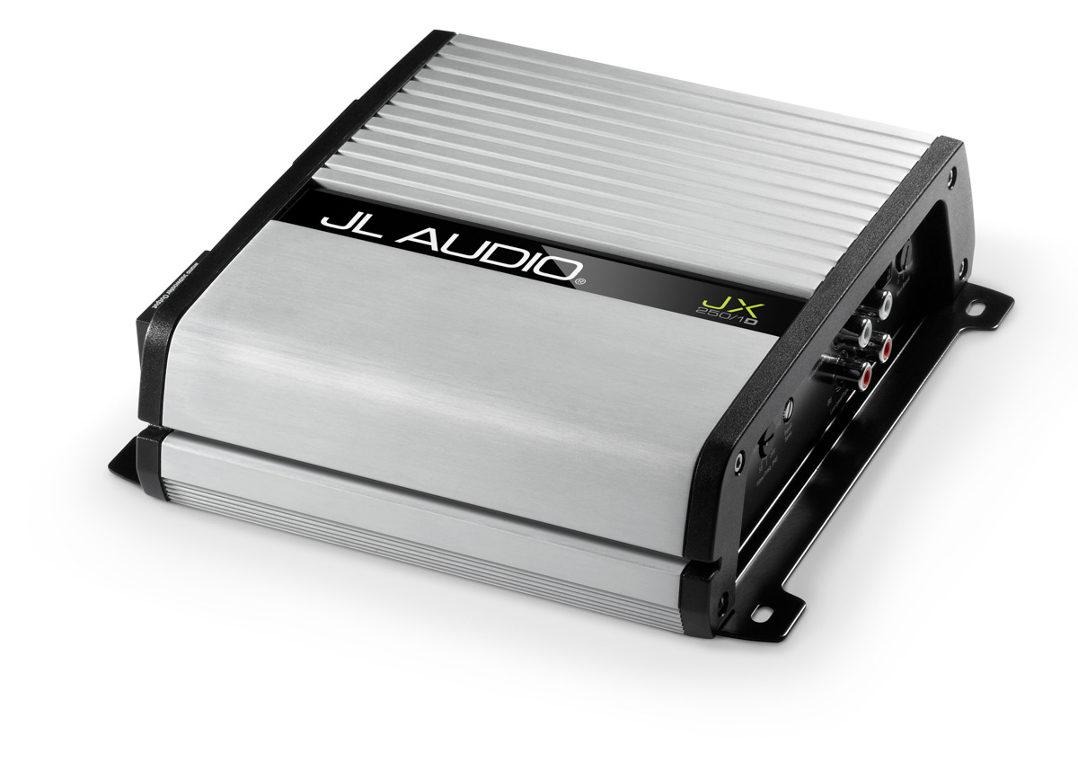 JL Audio JX250.1D 250w RMS Class A/B Monoblock Car Subwoofer Amplifier - NEW