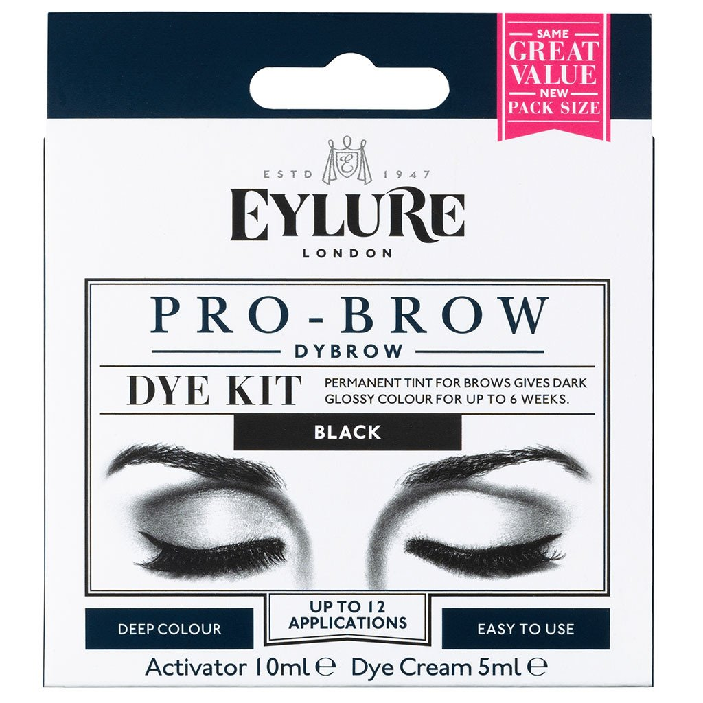 EYLURE PRO BROW DYBROW BLACK