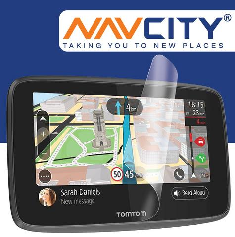 Anti Glare GPS Screen Protector|Premium Quality|TomTom Go & Go Pro 620 6200 6250 Thumbnail 3