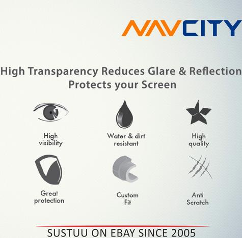 Anti Glare GPS Screen Protector|Premium Quality|TomTom Go & Go Pro 620 6200 6250 Thumbnail 4