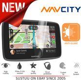 Anti Glare GPS Premium Screen Protector|TomTom Go 600 610 6000 6100-Trucker 6000