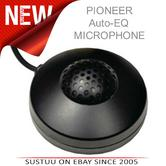 NEW Pioneer CD MC20?Microphone for Auto Equalizer / EQ?*1Year Warranty*