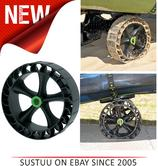 C-Tug SandTrakz Puncture-Free Wheels (Pair)