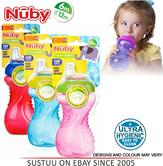 Nuby Easy Grip Beaker Baby Sippy Non Spill Leak Proof Toddler Training Cup 295ml