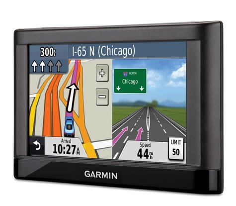 "Garmin Nuvi 54?5"" GPS SatNav?LaneAssist?Speed Camera?*Incl. Case?Full UK EU Maps Thumbnail 3"
