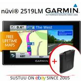 "Garmin Nuvi 2519 LM|5"" GPS SatNav|Foursquare|Bluetooth|LifeTime UK Ireland Maps"