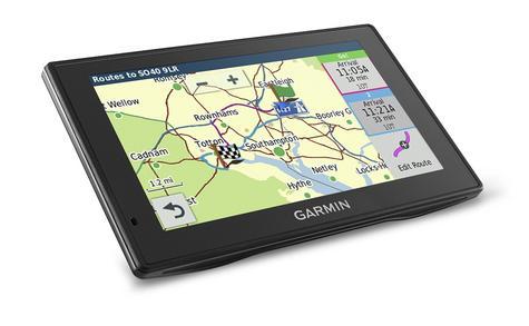 "Garmin DriveSmart 60LMT-D|6"" GPS SatNav|Bluetooth|Lifetime UK-Europe Map+Traffic Thumbnail 3"