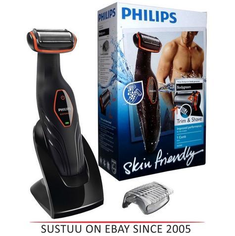 Philips Series 3000?Showerproof?Body Groomer?Hair Trim Cordless Shaver?BG2024/15 Thumbnail 1